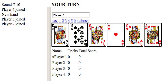 WebSocket Games in Python with Tornado